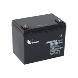 Batteri SL-VISION12V 75Ah