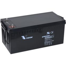Batteri SL-VISION12V 200Ah