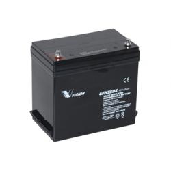 Batteri SL-VISION12V 55Ah