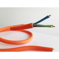 SL-BK 2x1,5 mm2 brandsikkert kabel