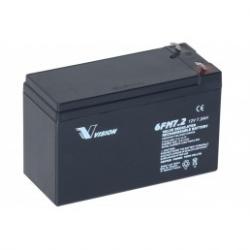 Batteri 12V 7,2Ah