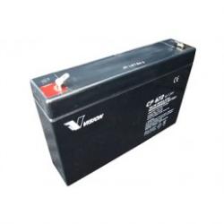 Batteri 6V 7,2 Ah