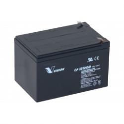 Batteri 12V 12Ah
