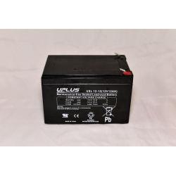 Batteri 12V 12Ah - Long Life