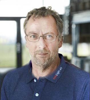 Servicetekniker Jeff Hansen